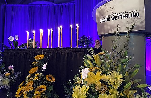 Thousands celebrate life of abducted Minnesota boy, 11
