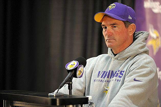 Minnesota Vikings Press Conference