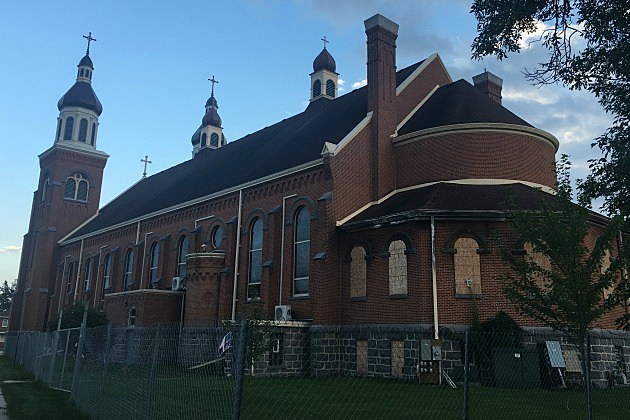 St. Mary's Church (Chrissy Gaetke, WJON)