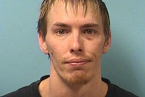 Phillip Keys -- Stearns County Jail booking photo