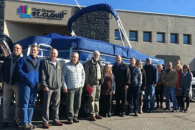 Governor's Fishing Opener Committee. (Chrissy Gaetke, WJON)