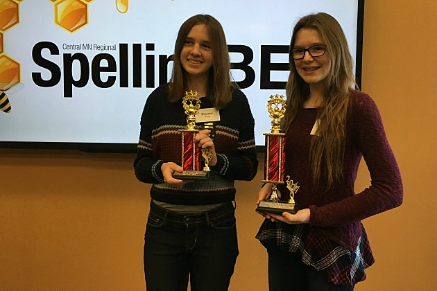 Spelling bee victor headed to regionals