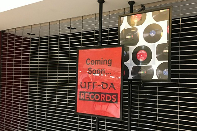 Uff Da Records to open in Crossroads Center. (Chrissy Gaetke, WJON)