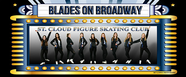 Photo provided by St. Cloud Figure Skating Club, Credit: Ludwig Photography