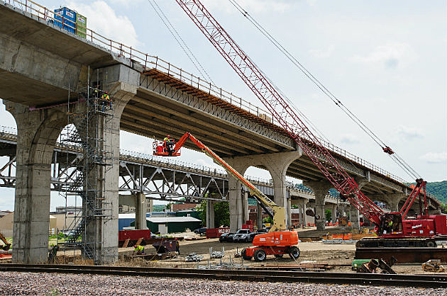 Mississippi River Bridge in Clearwater - Photo courtesy of MnDOT