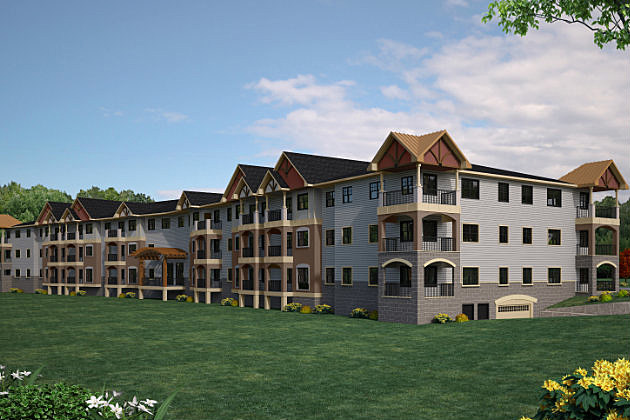 luxury senior apartment complex coming to cold spring