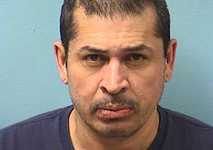 Stearns County Jail booking photo