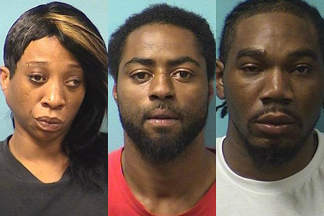 Clark, Buckingham, Nichols (Photos: Stearns County Jail)