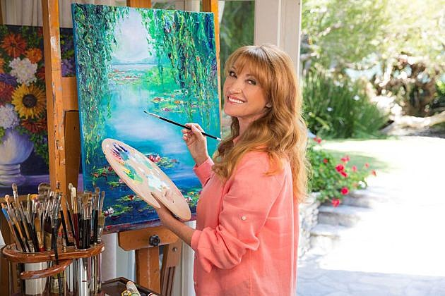 Jane Seymour, photo courtesy of CentraCare Health Foundation