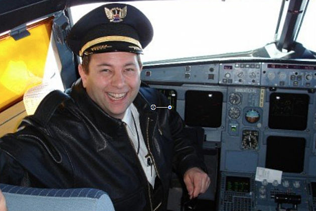 Airline Pilot - Jeff Montgomery (Photo provided by Jeff Montgomery)