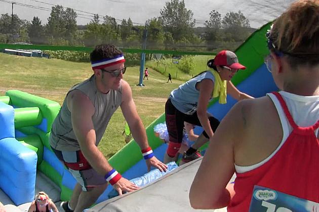 Inflatable Run Kimball Mn
