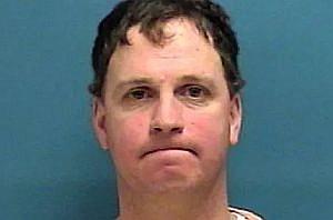 Jeffrey Spanier, photo courtesy of Stearns County Jail