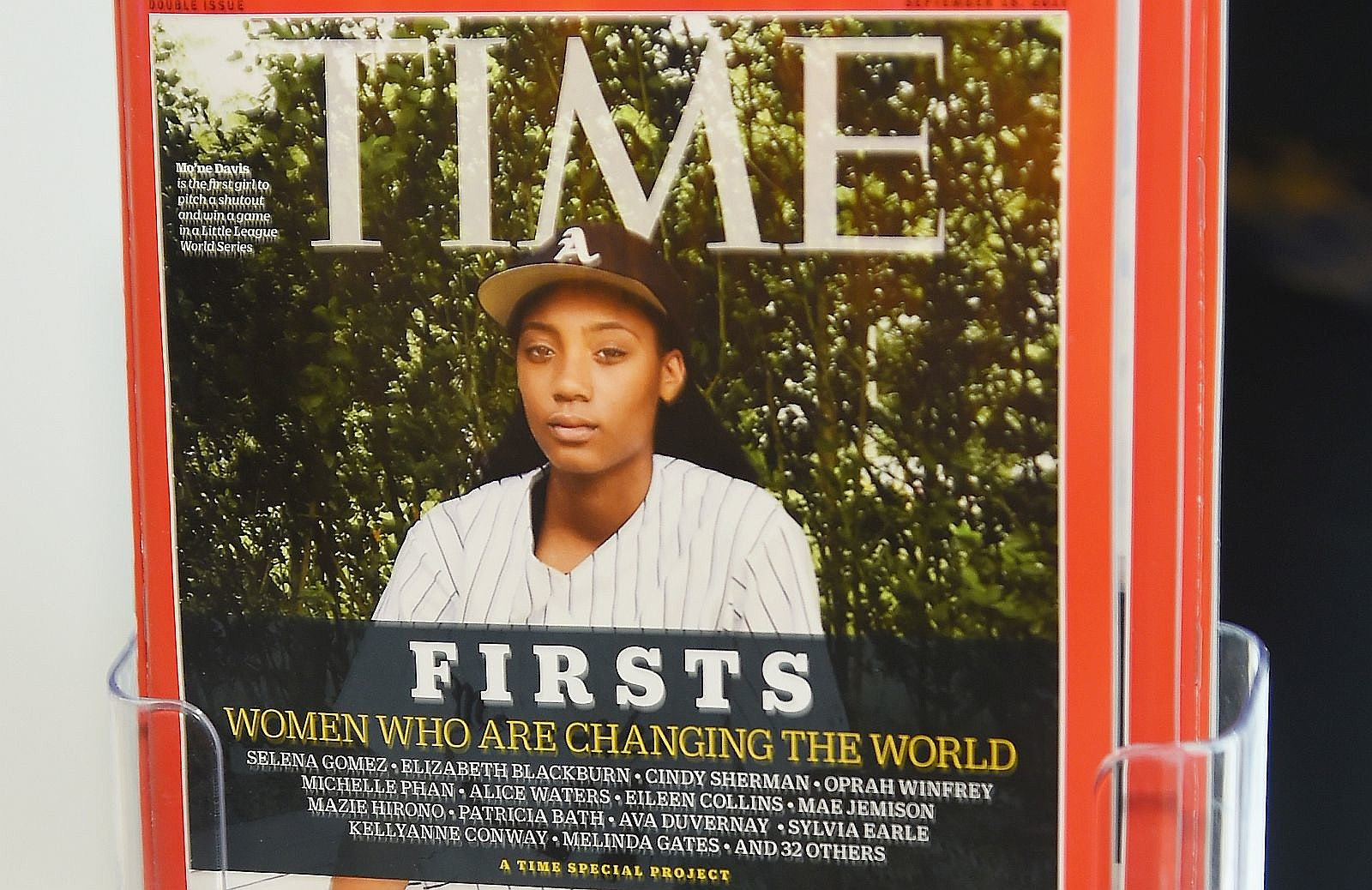 TIME Celebrates FIRSTS
