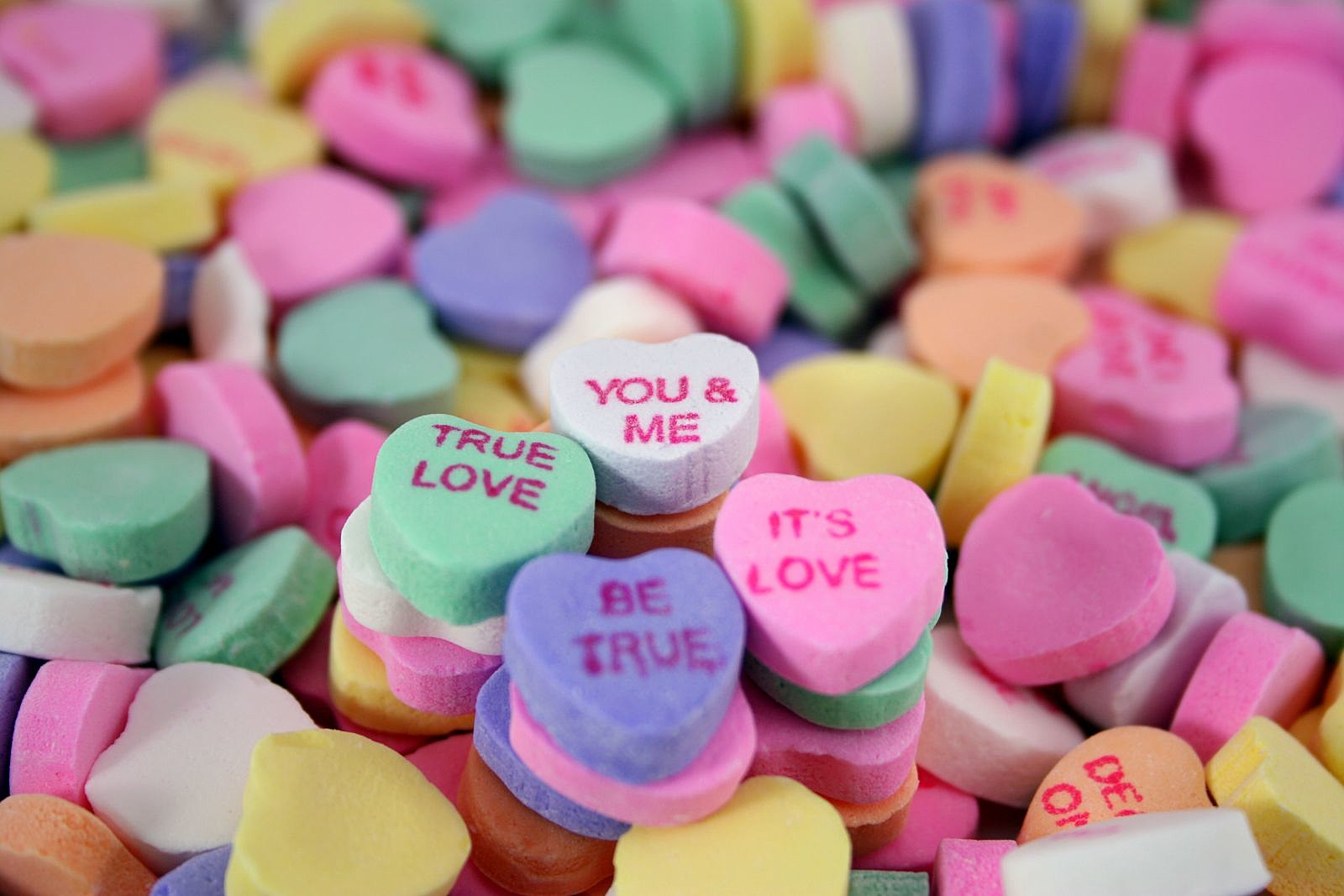 Necco Candy Sweethearts Not In Stores As Valentine's Day Approaches